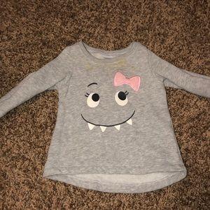Monster sweater